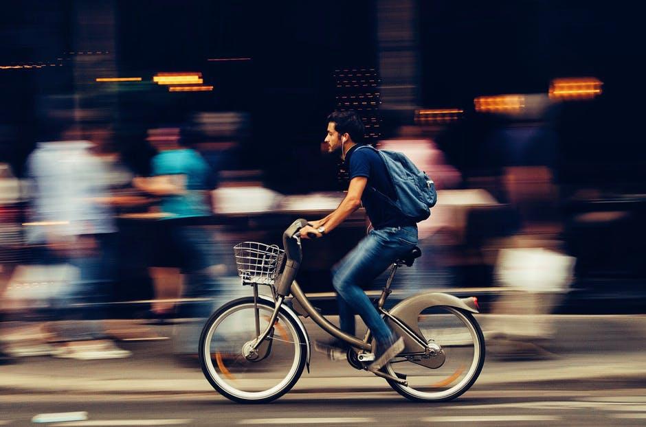 nowy łańcuch do miejskiego roweru